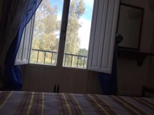 Stanza Matrimoniale con finestra-balcone